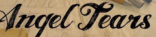 Angel Tears By Billy Argel, a screatch font